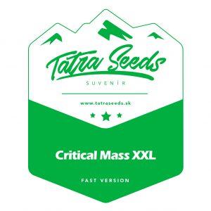 CRITICAL MASS XXL FAST VERSION - TATRA SEEDS
