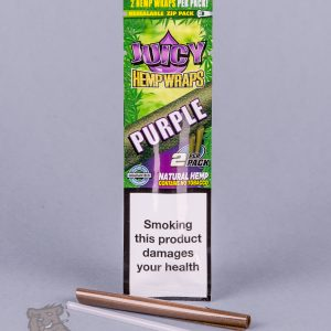 juicy grape purple hemp