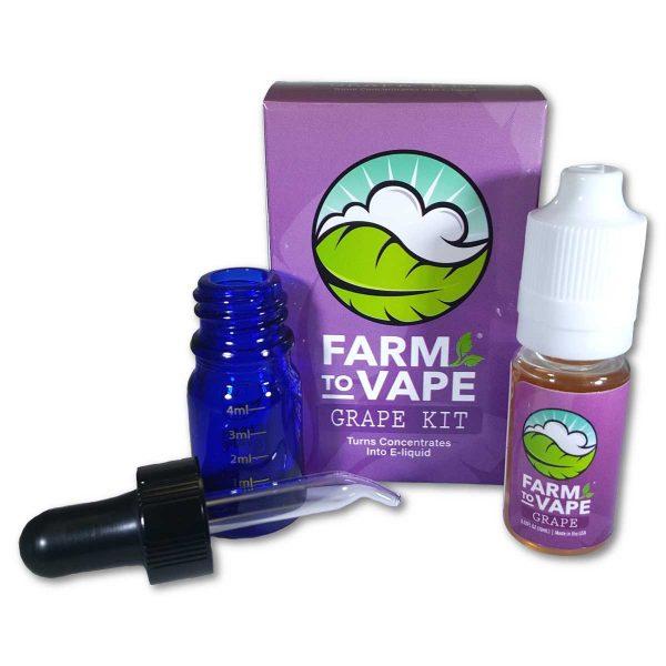 farm to vape grape