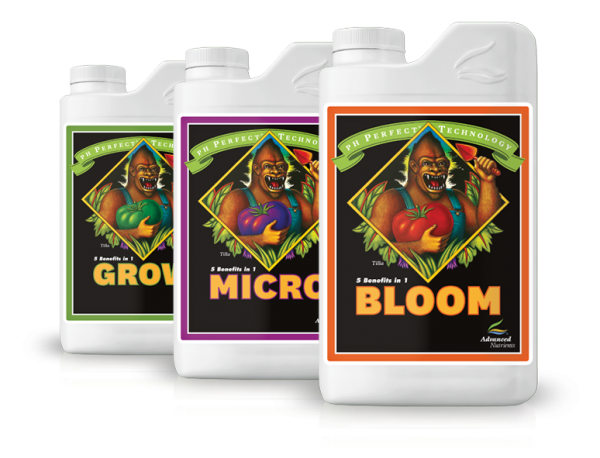 pH perfect grow micro bloom