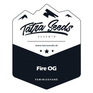 FIRE OG - TATRA SEEDS