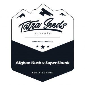 afghan skunk tatra seeds