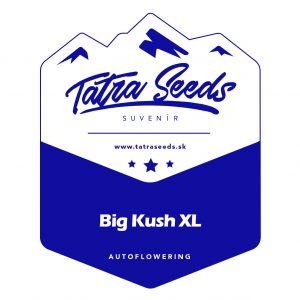 AUTO BIG KUSH XL - TATRA SEEDS