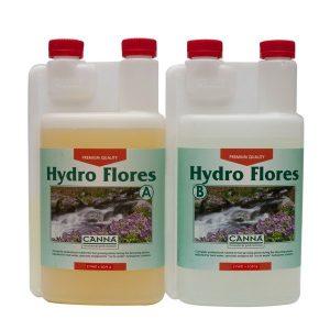 CANNA Hydro Flores A+B - Tvrdá voda