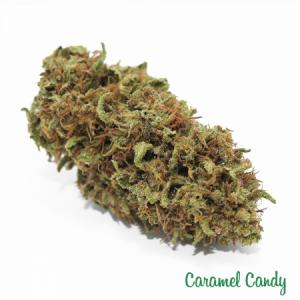 CBD Caramel Candy